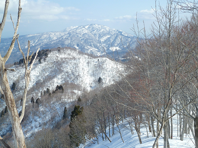 奥高尾山にて